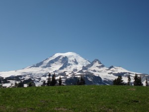Beautiful Mt Rainier